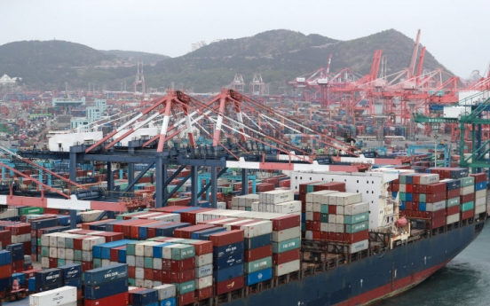 S. Korea's ICT exports up over 30% in April