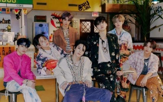 [Today's K-pop] NCT Dream's 1st LP becomes million-seller