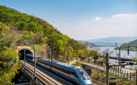 New high-speed train service connects Seoul to Andong in two hours