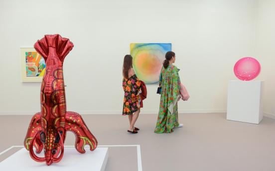 Frieze art fair to launch in Seoul next fall