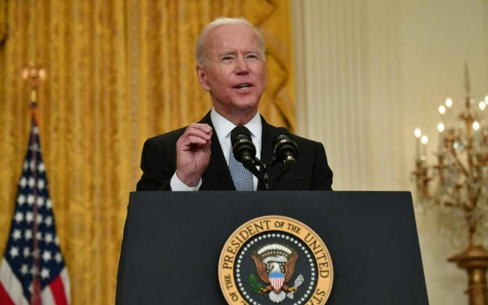 Biden's vaccine export plans boost 'vaccine swap' prospects for Korea