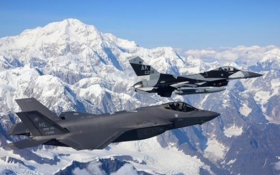 S. Korea to join US, Japan for Red Flag Alaska air drills next month