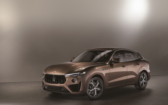[Behind the Wheel] Limited-edition Maserati Levante S made more luxurious with Italian leather