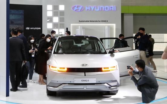 Hyundai struggles to expedite Ioniq 5 production