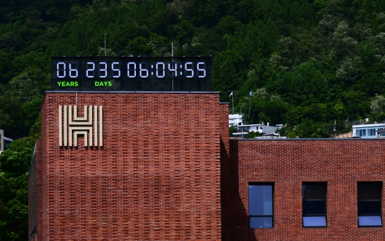 [#WeFACE] Earth has deadline, but also many lifelines: Climate Clock creator