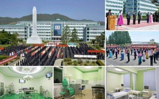 N. Korea opens regional hospital for better medical service amid coronavirus concerns