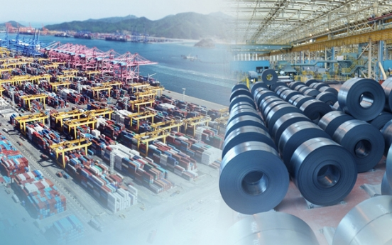 S. Korea compiles more anti-dumping cases from local steelmakers