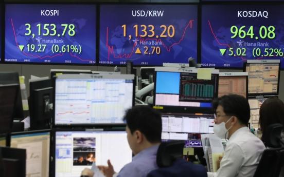 Global IBs raise Kospi target on solid earnings forecast