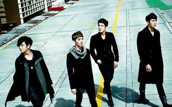 [Today's K-pop] 2AM to reunite after seven years: report