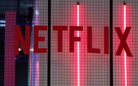 Monthly active users of Netflix in S. Korea decrease for third consecutive month