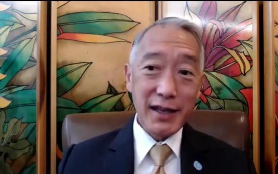 International Vaccine Institute chief backs Seoul as vaccine hub