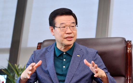 [Herald Interview] 'US-owned hotel should be moved out of proposed Yongsan park'