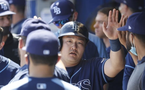 Team loss aside, duel against compatriot a fun experience for Blue Jays' Ryu Hyun-jin