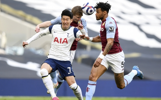 Son Heung-min, rising stars to represent S. Korea at World Cup qualifiers