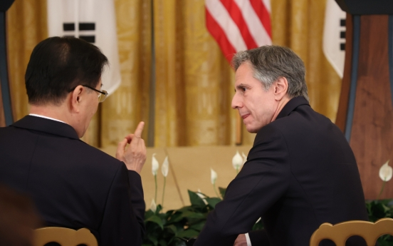 US ready to engage with North Korea: Blinken