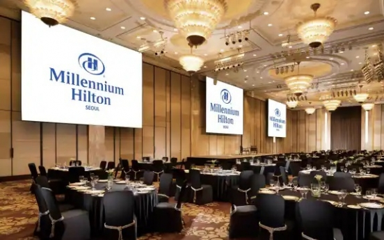 Igis in talks to acquire Millennium Hilton for W1tr: reports