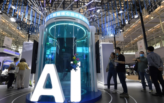 S. Korea ranks 4th in number of AI patents, but impact falls short: report