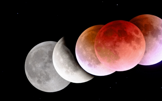 First 'blood moon' in three years expected Wednesday night