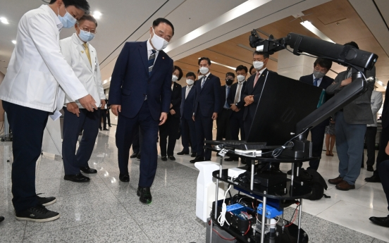 Korea to build mega biomedical database by 2028