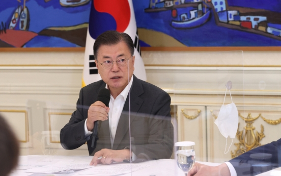 Moon to chair fiscal strategy meeting