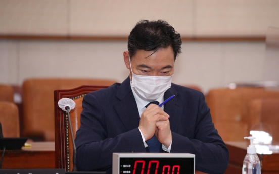 Moon requests confirmation hearing report on prosecutor general nominee