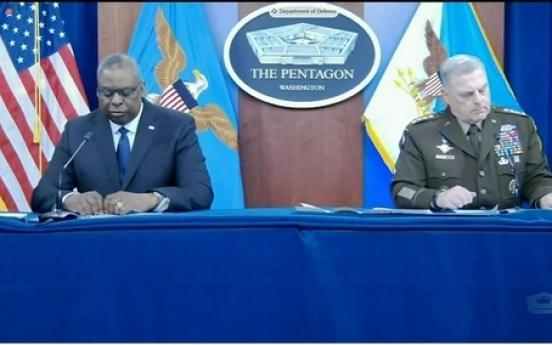 N. Korean ICBMs pose 'real danger' to US homeland: Gen. Milley