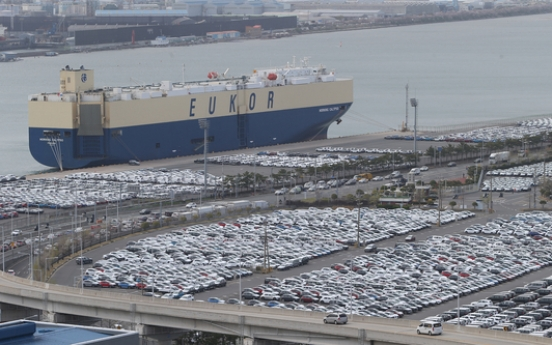 S. Korea to extend consumption tax cut on passenger cars by another 6 months
