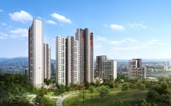 Hyundai E&C to begin sales of Hillstate Iksan aparment complex