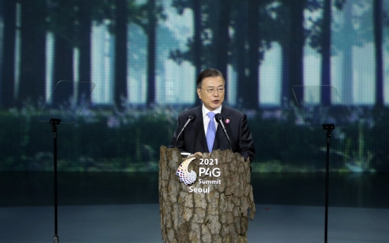 P4G climate summit opens in Seoul