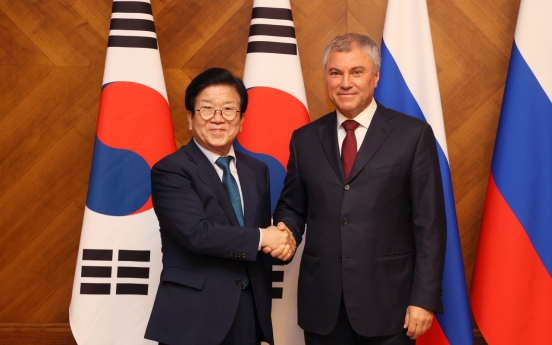 'Assembly speaker strengthens ties with Russia, Czech Republic'