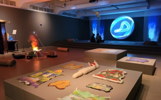 Fortunetelling meets art at Ilmin Museum of Art