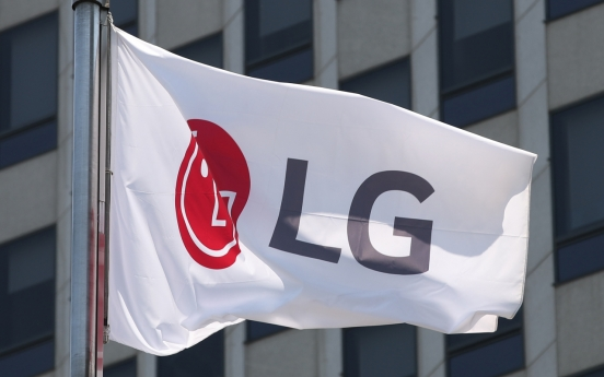 Record Q2 forecast puts LG on path to world top spot in home appliances