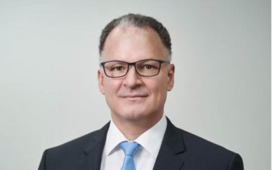 Alex Drljaca tapped as new president of Robert Bosch Korea