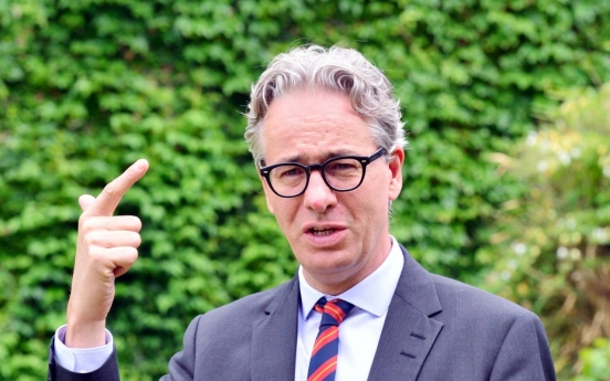 [Herald Interview] Swedish envoy touts first-mover advantage in green transition