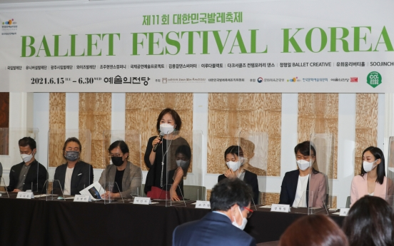 Ballet Festival Korea to share 'Blended Experiences and Emotions'