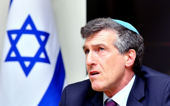 [Herald Interview] Vaccination only way out of COVID crisis: Israeli envoy