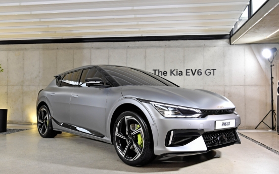 Kia's EV6 comes with sleek design, long driving range