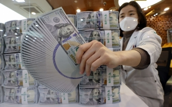 FX reserves hit record high in May on weaker dollar