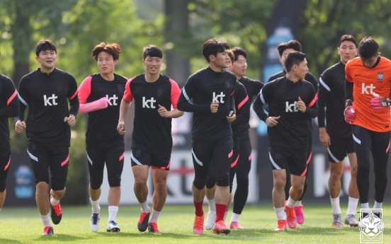S. Korea seeking redemption as World Cup qualifying campaign resumes