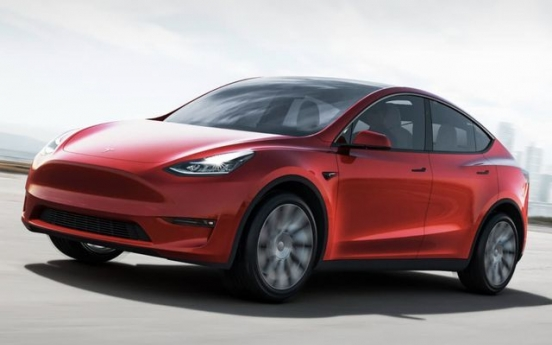 Tesla Y top-selling foreign car in May