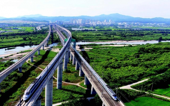 Korea National Railway gains traction in expanding overseas business