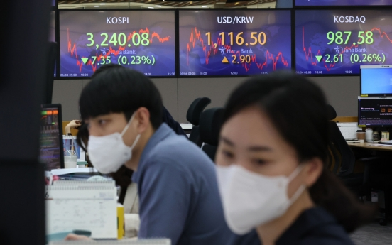 Seoul stocks likely to maintain upward momentum next week on vaccination, recovery hope