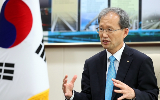 [Herald Interview] Chief of Korea National Railway maps out innovative future for railways in Korea