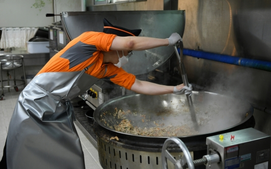 Military cooks say too understaffed to provide decent meals