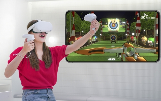 SK Telecom to launch VR game for Oculus devices
