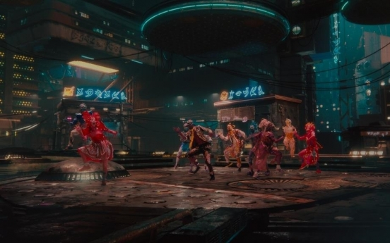 Coldplay unveils 'Higher Power' music video featuring Korean dance company