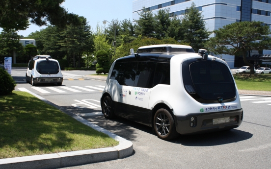 Homegrown driverless car to get first trial run