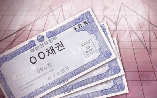 Bond issuance in S. Korea falls 11.5% in May