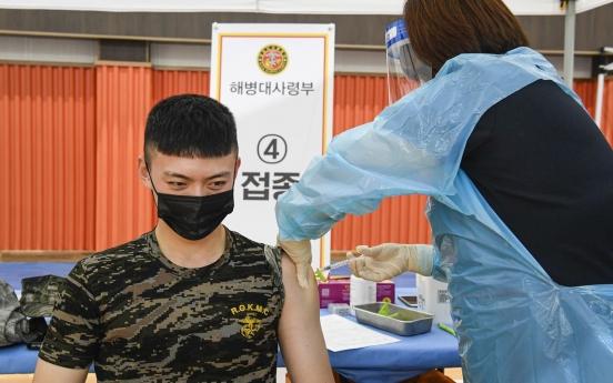 Military reports 2 more coronavirus cases