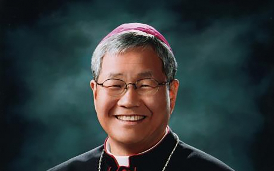 Korean bishop named to head Vatican Congregation for Clergy